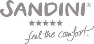 Sandini Logo Sterne NEU2014_mitSlogan